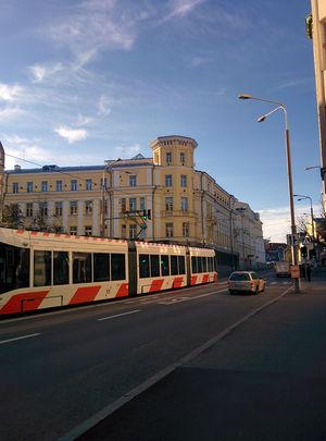 Tallin - New tram PHOTO