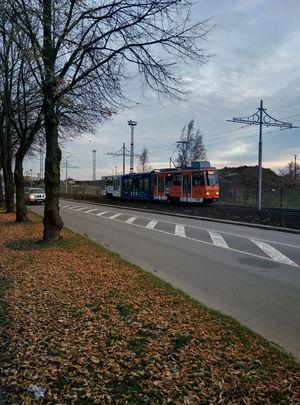 Tallin - vintage tram PHOTO