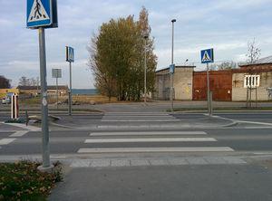 Tallin - walking infrastructure PHOTO  2