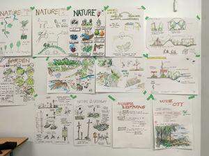 Arbutus Greenay sketches PHOTO 2