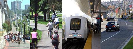 Burnaby Transportation Plan PHOTO