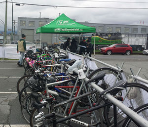 The Bicycle Valet - Culture Crawl PHOTO 2