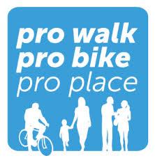 Pro walk Pro bike logo