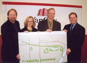 Vancity award presentation photo2