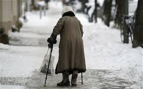 Senors Sidewalks Safety PHOTO - credit Elderbridge Agency