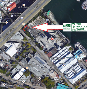 Granville Island Map revised