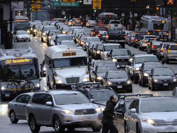 Traffic congestion 2 - canada com