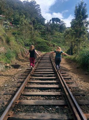 Sri Lanka photo - Steph and M