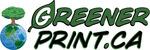 Greener Print Logo