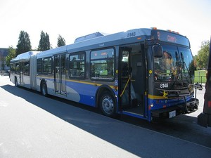 Bus expansion - photo - credit TransLink