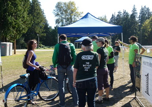 Volunteers - Bicycle Valet - 1 CROPPED